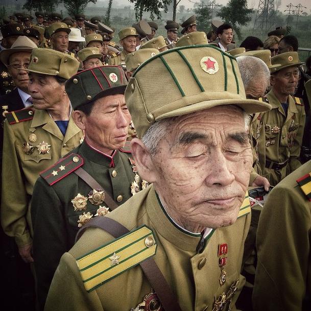Korea Północna Instagram North Korea Instagram mediofobia