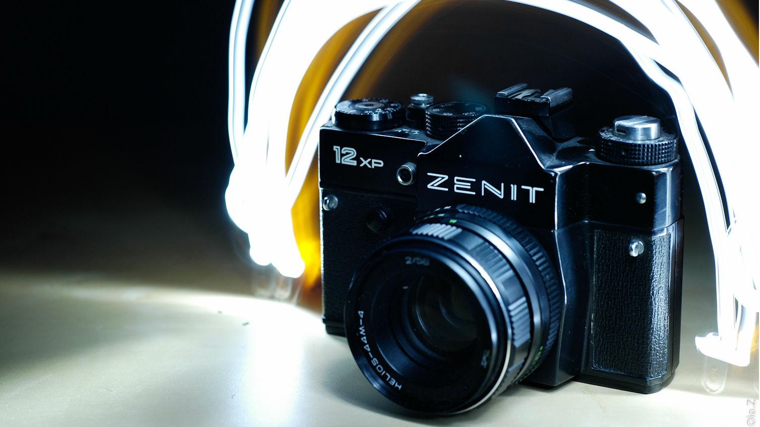 Dziś taki aparat można kupić za 50 zł. Czyli zdjęcia robione przez naszych rodziców są złe.