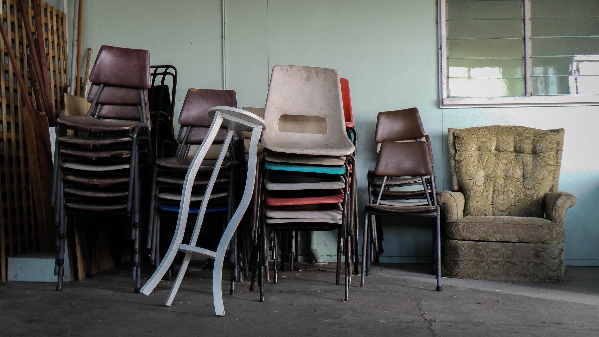 Miejsce miejscu nierówne. Najsprytniejsi zajmą najlepsze. Fot:  Theen Moy/flickr.com