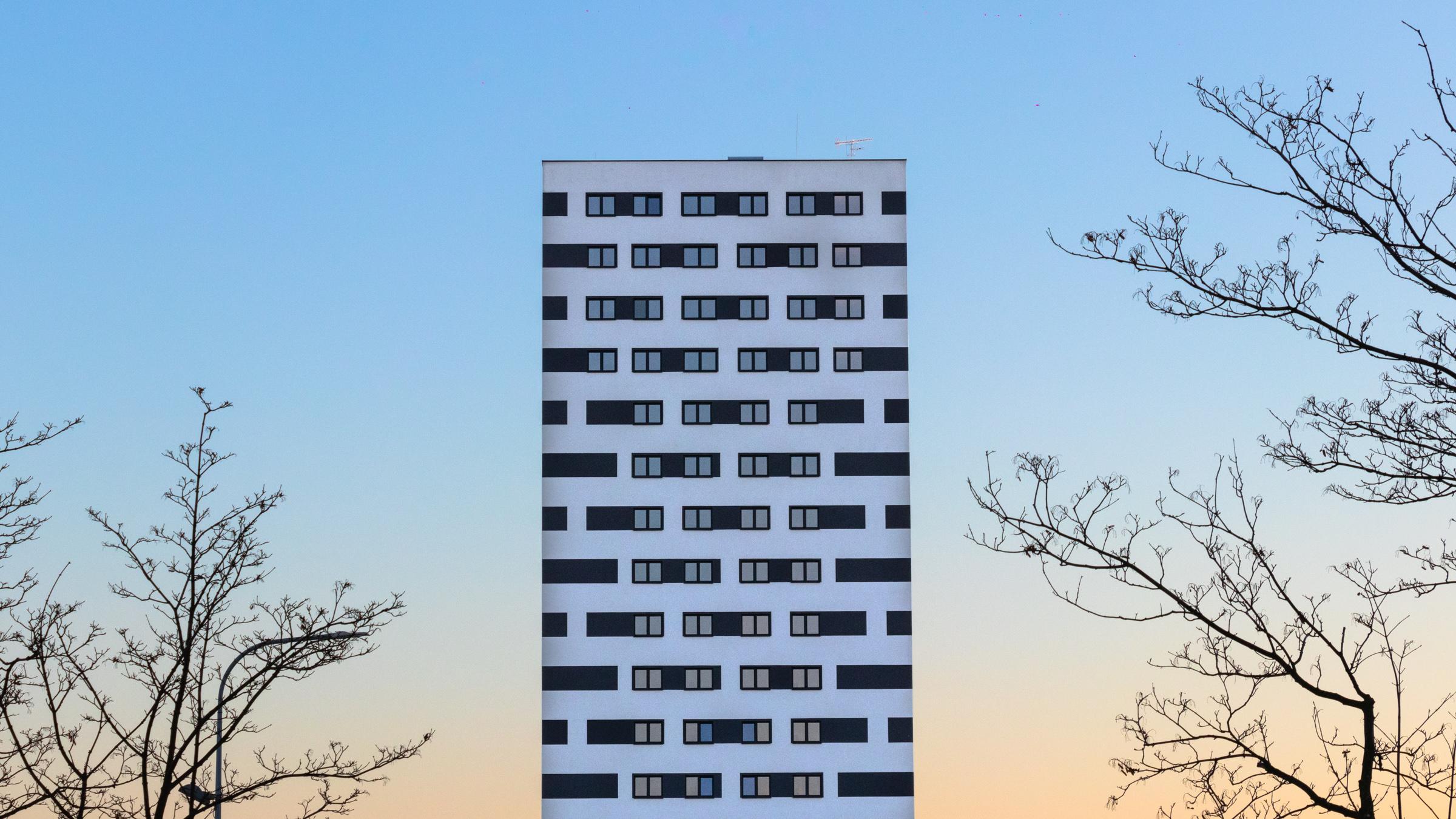 Fotografia inwestycji budowalnych, mieszkaniowych